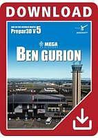 Ben Gurion P3D V4.5 & V5